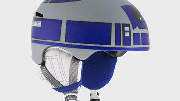 Burton x Star Wars R2-D2 星際大戰安全帽