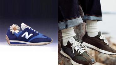 是致敬過去的慢跑鞋 還是新世代全新鞋型 3系列重出江湖 New Balance 327