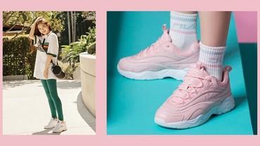 老爹鞋的粉絲們注意!網紅小姐姐們必收的 FILA RAY 以 12 個全新不撞鞋配色旋風回歸