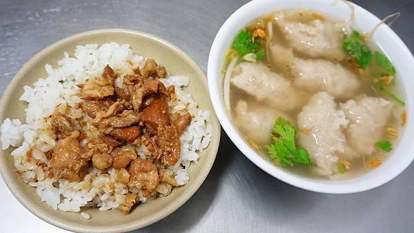 【台北美食】漢奇肉羹店-CP值爆表!超便宜價格加上超大份量的爆推美食小吃店