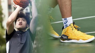 新球季、新戰靴、新冠軍 / ASICS NOVA SURGE 堅持著黃鎮的籃球夢