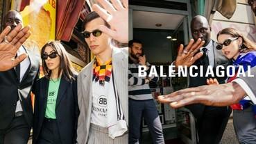 〔上身新作〕惡搞卻超熱賣!品牌翻玩 Balenciaga、CDG 商品遭秒殺