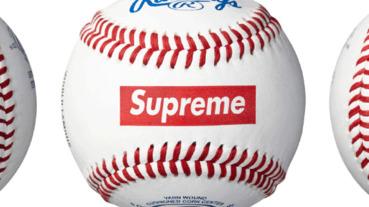 Supreme X Rawlings 至尊手套&棒球