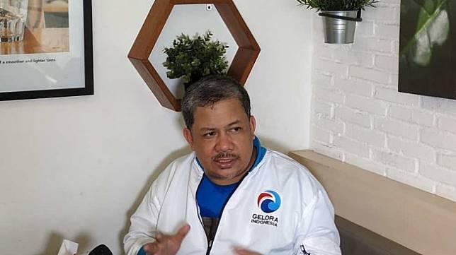 Wakil Ketua Umum Partai Gelora Indonesia Fahri Hamzah. [Suara.com/M Yasir]