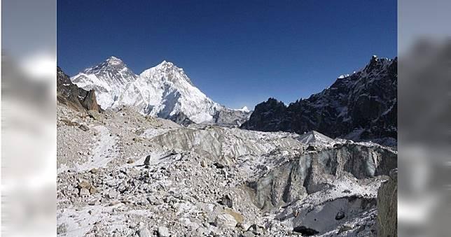 毀滅性氣候變遷!喜馬拉雅冰川消融 恐衝擊亞洲數百萬人生計