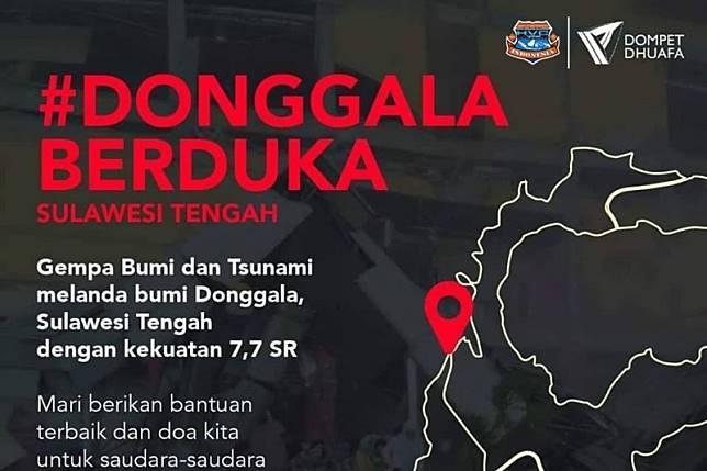 Bumn Terus Alirkan Bantuan Korban Gempa Donggala Palu
