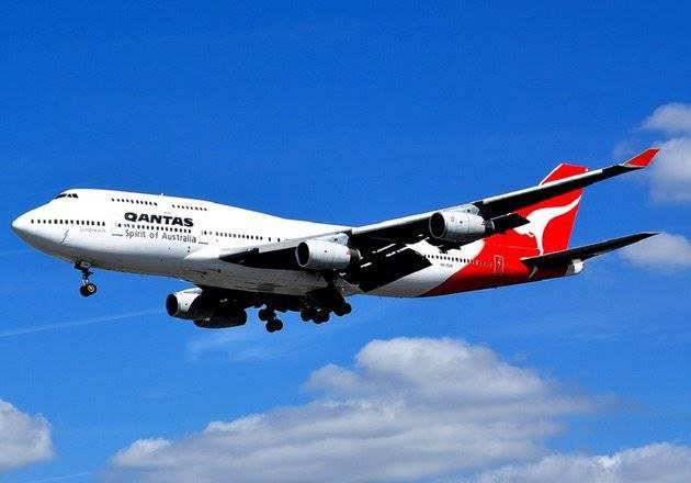 Qantas Airways (Foto: Pixabay)