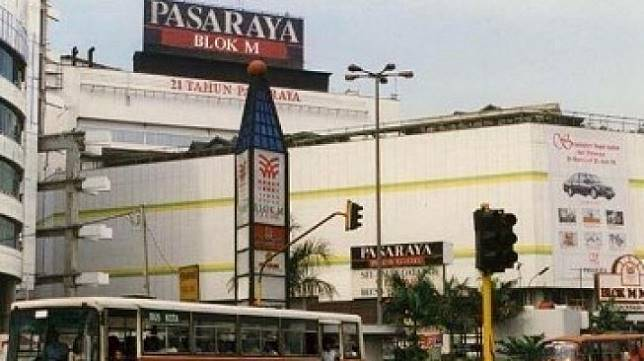 Perbandingan Potret Jalan di Jakarta.(Instagram/indonesia_tempo_doeloe)
