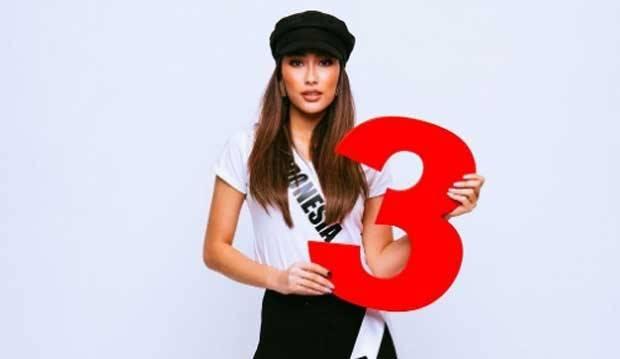 Miss Universe Pageant Preliminary, Frederika Alexis Cull Dipuji Meski Terpeleset dan Nyaris Jatuh