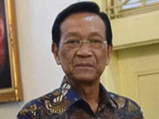 Gubernur DIY Sri Sultan Hamengku Buwono X.