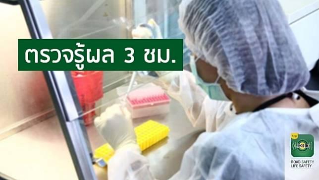 กรมวิทยาศาสตร์การแพทย์ พัฒนาห้องปฏิบัติการทั่วประเทศ รับมือไวรัสโคโรนา2019 เผย 3 ชม. รู้ผล