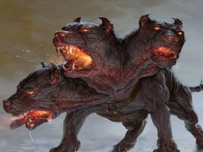 Cerberus, Anjing Berkepala Tiga Penjaga Pintu Masuk Dunia Bawah