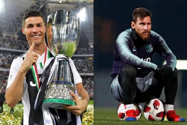 10 Bintang Sepak Bola Dunia Terpopuler di Instagram per 2019