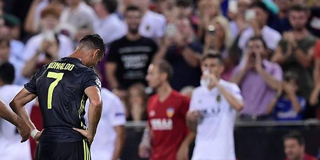 11 Kartu Merah Cristiano Ronaldo, dari Pukul Lawan sampai Aksi Terbrutal