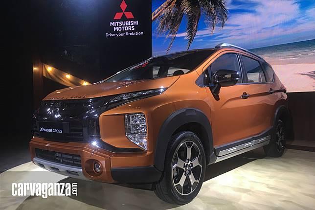 Mitsubishi Xpander Cross Tak Mau Disebut SUV, Kenapa?