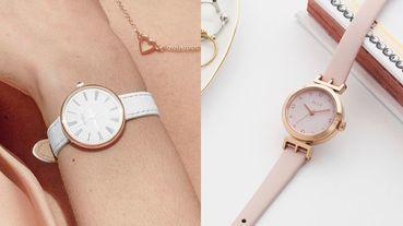 高質感玫瑰金手錶推薦!復古方型、金屬錶帶…特搜最適合黃皮人的百搭款 戴起來超顯氣質