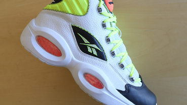 新聞分享 / Reebok Question 'Twilight Zone' Sample