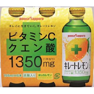 キレートレモン6本パック
