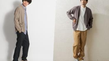 「針織罩衫」的3種搭配,讓暖冬也能呈現多變的時髦層次