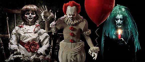 7 Tokoh Hantu Terseram Di Film Horor Ada Di Dunia Nyata