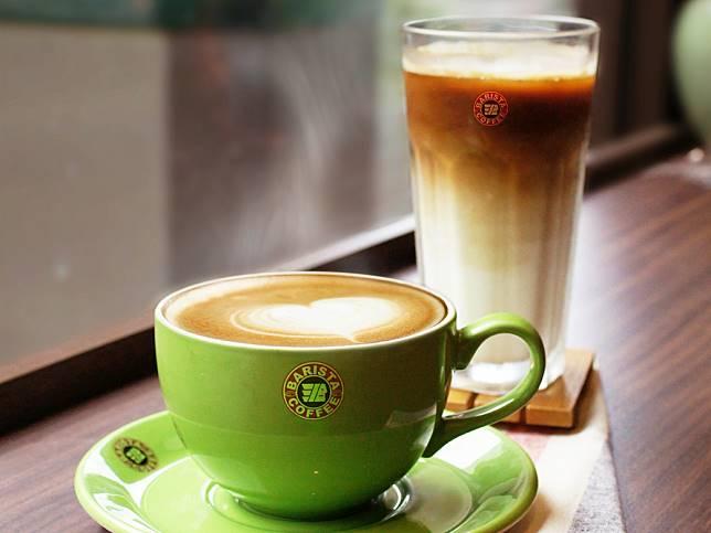 ▲2月23日補班日,西雅圖極品咖啡祭出單點飲品買1送1優惠。(圖/西雅圖咖啡提供)