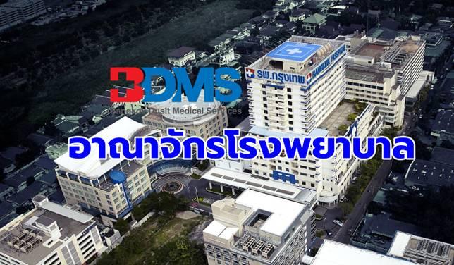 อาณาจักรโรงพยาบาลไทยภายใต้เงื้อมมือ 'BDMS'
