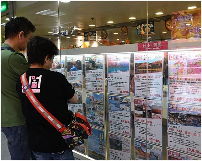本港多家旅行社已取消新春內地團。資料圖片