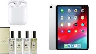 LINE官方嚴選10%回饋挑戰市場最低價!十款人氣熱賣商品特搜,AirPods 二代 Apple iPad 及王品餐券通通有!