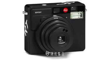 德國相機品牌Leica為旗下 SOFORT 即影即有相機,推出純黑版本。