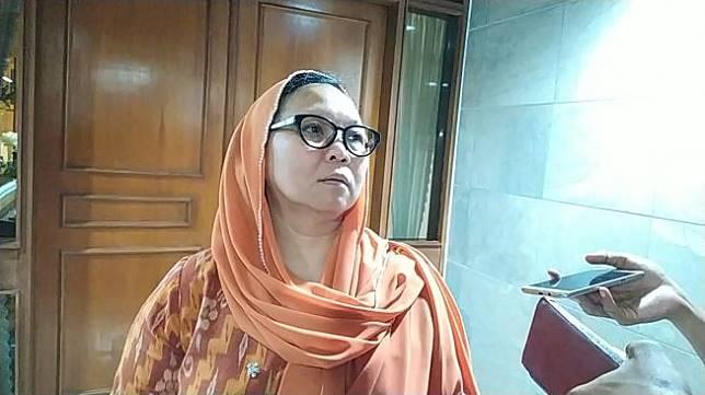 Pernyataan Jaksa Agung Soal Semanggi 1 dan 2, Putri Gusdur: Tunggu Presiden