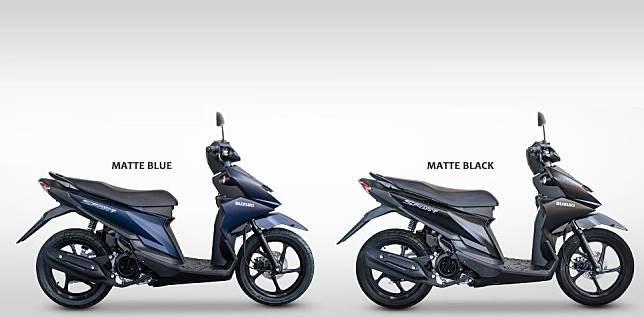 Suzuki Nex II dijual di Filipina dengan nama Skydrive Sport