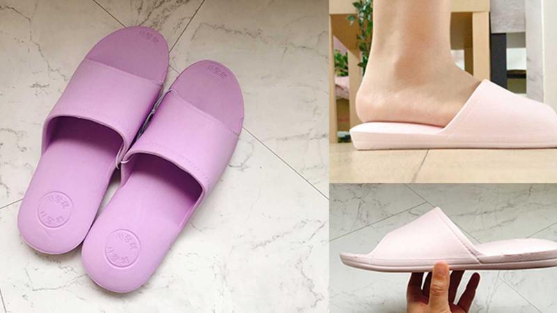 超柔軟的家居拖鞋~讓你像踩在棉花糖上