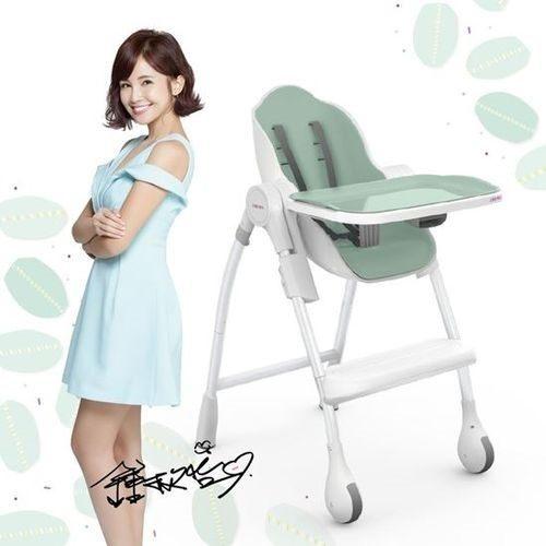 Oribel Cocoon 成長型多功能高腳餐椅-馬卡龍綠(預購)[衛立兒生活館]