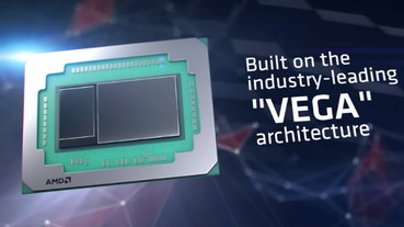 AMD Vega Mobile 終於正式現身,MacBook Pro 搶先搭載 Radeon Pro Vega 16/20 與 4GB HBM2 版本