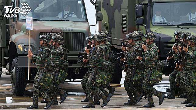 服兵役是台灣男性應盡的義務。(示意圖/TVBS)