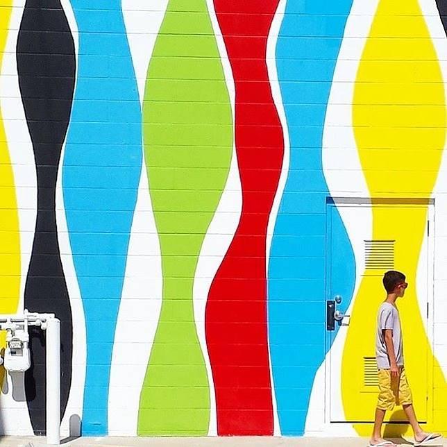 ▲有夠準! IG 實測「個人代表色」,色彩心理學解析內心世界。(圖/翻攝自 Instagram 臉書)