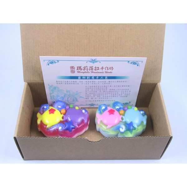 雙魚座 禮盒 (2入)