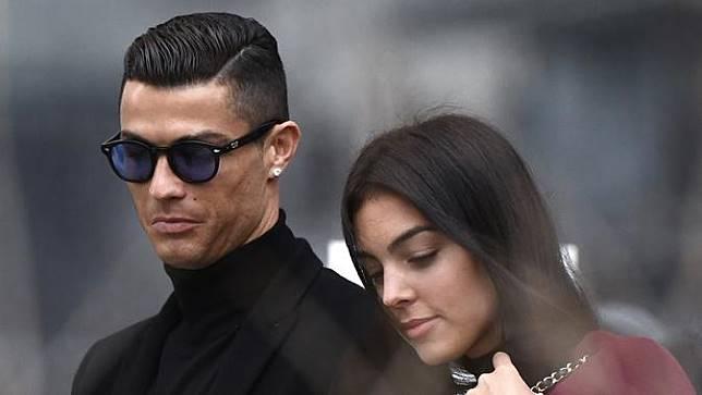3 Hal yang Membuat Georgina Gemetar saat Pertama Kali Bertemu Cristiano Ronaldo