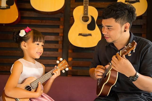 เรียนดนตรี ให้ลูกเริ่มตอนกี่ขวบดีนะ