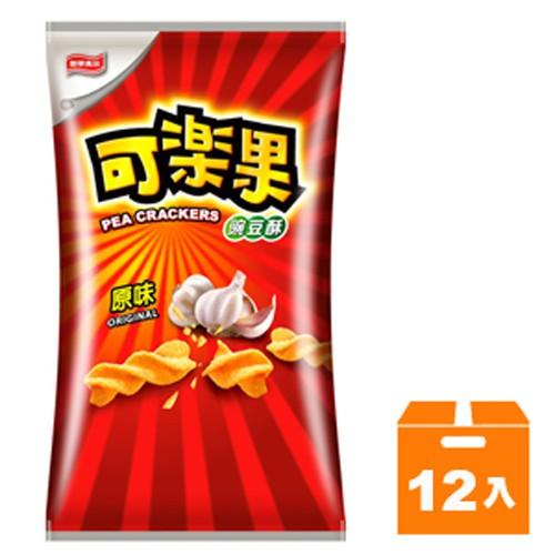 聯華 可樂果-原味 105g (12入)/箱【康鄰超市】