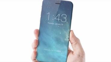 iPhone 8 實物樣品模型流出?!