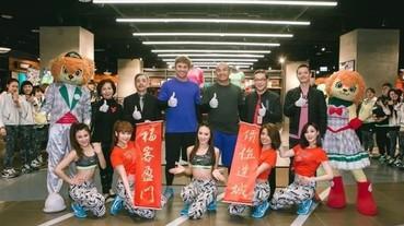 南紡夢時代Nike Super Store全新開幕 全台灣百貨佔地最大Nike專櫃 提供最完整的運動體驗