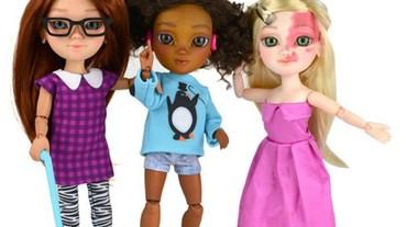 這家娃娃製造公司知道世界上沒有完美 於是創造了「缺陷娃娃」!