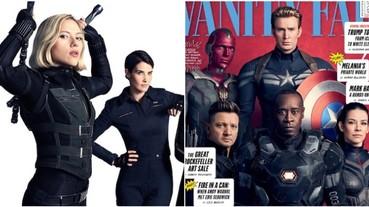 〔美漫英雄〕索爾眼睛還在!漫威《復仇者3》83 名成員全到齊、歡慶 10 週年封面照出爐!