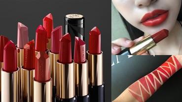 蘭蔻最新鑽石切割唇膏超夢幻!3D絕美切面,奢華命定紅唇就是它