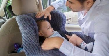 9月1日正式上路!2歲以下幼童須坐後向式安全座椅!