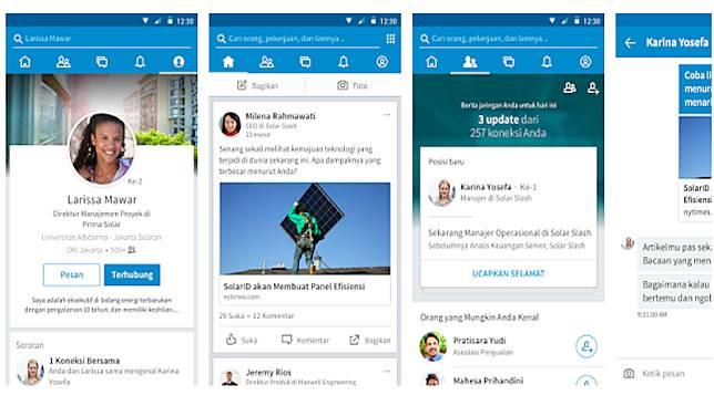LinkedIn (Foto: Google Play Store/LinkedIn)