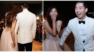 林志玲沒嫁錯人!台南女婿Akira 婚後首發文就「四次感謝」:能迎來這天都因平日默默支持我們的大家