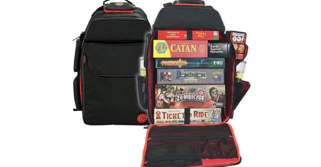 專為桌遊設計的攜帶背包