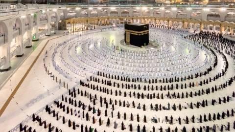 10 Hari Terakhir Ramadhan, Jemaah dari LN di Masjidil Haram Makin Banyak (1)